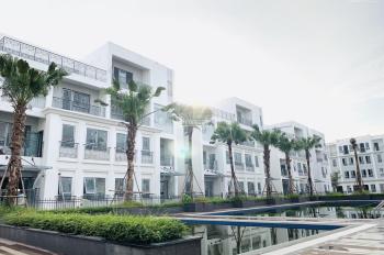 Nhà mặt phố khu Linh Đàm, 5 tầng, MT 7m, full nội thất, căn góc, view công viên sổ đỏ 17 tỷ TL