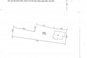 Bán đất trung tâm Thanh Xuân, mặt tiền đường, giá thỏa thuận