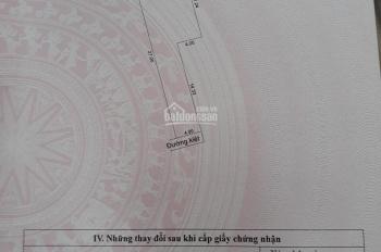 Bán lô đất kiệt Hòa Thọ Đông gần Cầu Cẩm Lệ, 153m2, giá sụp hầm 1.7 tỷ