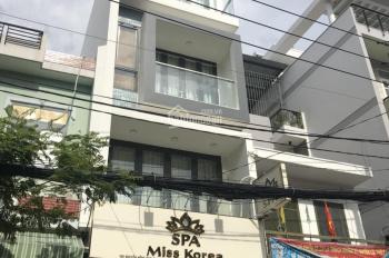 Bán gấp nhà MT đường Nguyễn Chí Thanh P4Q11 4,2x22m,  4 lầu HĐ thuê 55tr , giá hơn 24 tỷ