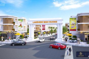 Chủ đầu tư Nam Thiên mở bán Lakeview Bình Dương - TT trước chỉ 220 triệu - Bảng giá 09.03.08.0123
