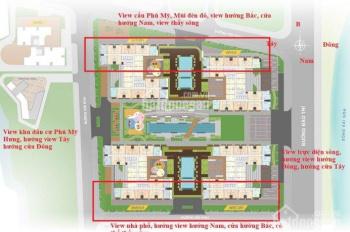 Căn hộ Q7 Riverside view mặt tiền lớn Đào Trí, giá chỉ 28tr/m2, LH: 0971.533.274