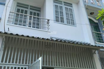 Cho thuê nhà đường HT07, phường Hiệp Thành, Quận 12, 4 x 12m, 1 lầu, 5tr/tháng