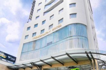 Bán nhà 2MT Huỳnh Văn Bánh, Phú Nhuận. DT 15x25m, nở 25m, 440m2. GPXD Hầm 10Lầu. 120tỷ. 0934078586