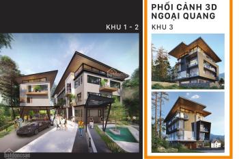 Đầu tư căn hộ khách sạn Tp. Đà Lạt - lợi nhuận cho thuê tối thiểu 8%/năm