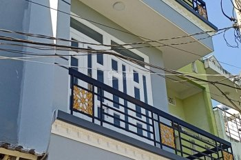 Bán nhà mới xây đường Phú Định, P. 16, Q. 8, DT: 4mx6m, 1 trệt, 2 lầu, hẻm 3m, sổ hồng