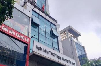 Mặt phố VIP Nguyễn Trãi, 100m2, 8T, MT 5.8m, 26.8 tỷ, cho thuê 120 triệu/tháng 0903229066