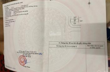 Chính chủ bán đất dịch vụ Man Bồi, Gốc Găng 50m2 - Ba La - Hà Đông 0989.580.198