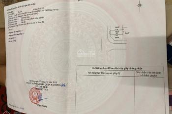 Chính chủ bán đất Ba La, Hà Đông 50m2 giá 2 tỷ 650, lh 0989580198