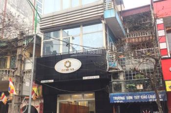 Cho thuê nhà mặt phố Nguyễn Thị Thập diện tích 100m2 mt 7m nhà 4 tầng