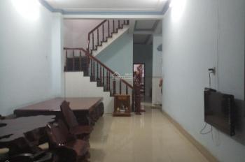 Cho thuê nhà nguyên căn 1 lầu 1 trệt, mặt tiền đường 5 cũ, DT: 7*23m (161m2)