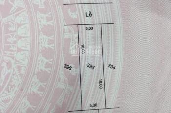 Cần tiền bán gấp đất nền ở đường số 10 khu vực 2, thị trấn Hiệp Hoà, Đức Hoà, Long An