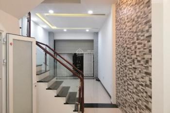Nhà đường 10m ngay Trương Công Định, P14, Tân Bình, DT: 5m x 22m. CN 110m2 Giá 12 tỷ