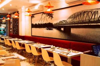 Siêu phẩm nhà hàng cực đẹp Phố Bùi Thị Xuân 100m2x3 tầng, mặt tiền 6m