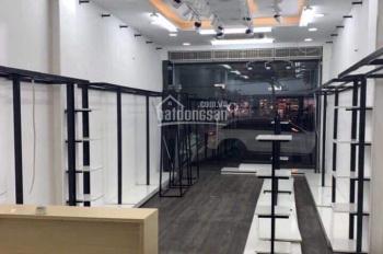 Cho thuê cửa hàng MP Kim Mã 4 tầng x 40m2, giá thuê 30 triệu/tháng
