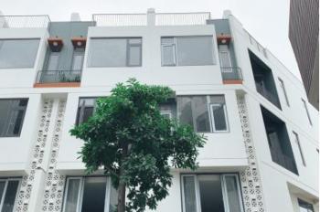 Bán nhà mặt phố trên 200m2, 1 trệt, 2 tầng, sân thượng, nhà thiết kế cực đẹp, Đã có SHR.