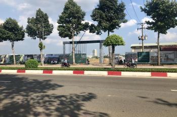 Đất nền sổ đỏ, xây dựng tự do mặt tiền đường 42m Hùng Vương trung tâm TP Bà Rịa. LH: 0931828143