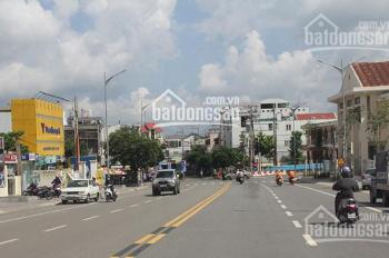 Đất TX Dĩ An MT Bùi Thị Xuân 90m2=5x18m, giá 1,3 tỷ gần chợ Tân Bình, BD, SHR LH; 0931106799