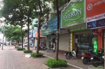 Mặt phố Nguyễn Văn Cừ - vị trí đẹp - hình thửa đẹp - chuyên kinh doanh thời trang
