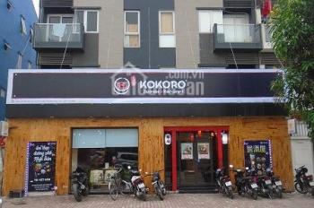 Cho thuê nhà mặt phố Huỳnh Thúc Kháng 300m2 x 2 tầng, MT 11m, 200tr/tháng, LH: 0948990168 Mr. Duy