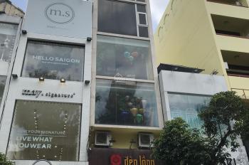 Cho thuê MT Trần Quang Khải Q1, DT 5.5x22m 4 tầng. Chỉ 90 triệu LH Hùng Cường 0936781848
