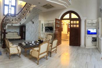 Bán biệt thự góc KDC Nam Long Phú Thuận thiết kế hiện đại full nội thất cao cấp 610m2 LH 0934406102