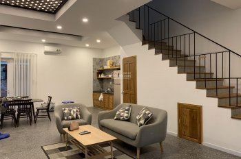 Biệt thự song lập Melosa Garden 8x18m - Full nội thất cực đẹp - Hướng nam sổ hồng - Bán gấp 9 tỷ