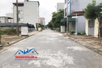 Bán đất đấu giá khu đô thị mới 31h Trâu Quỳ, Gia Lâm. DT 100m, MT 5m, hướng ĐB