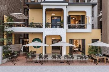 Nhà siêu đẹp, cho thuê biệt thự Imperia Garden, 203 Nguyễn Huy Tưởng, 110m2, 4 tầng, mặt tiền 9m