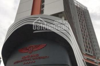 Cho thuê văn phòng mặt tiền Điện Biên Phủ, tòa nhà Hồng Bàng Building, DT 233m2 giá 96,4 triệu/th