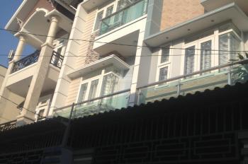 Cho thuê nhà HXT 8m thông đường Phạm Văn Chiêu, P14, Gò Vấp gần ngã tư Lê VĂn Thọ