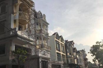 Chính chủ bán nhà phố khu dân cư cao cấp, có sổ hồng, nhà mới xây, liên hệ Quyên 0967038468