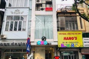 Bán nhà mặt phố Đội Cấn 48m2 x 5 tầng, kinh doanh khủng, cho thuê 40tr/th, Mr Hùng: 0968932199