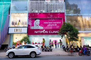 Vị trí vàng: Bán nhà mặt phố Nguyễn Trãi 60m2*5 2 mặt tiền kinh doanh LH 0932328683