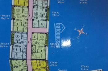 Chính chủ bán căn hộ 3pn CT2 khu đô thị Nam Cường Cổ Nhuế giá rẻ nhất thị trường