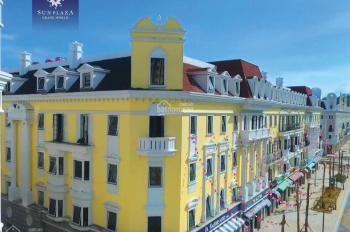 Bán căn shophouse xây 5 tầng mặt biển, thiết kế từ 16 - 32 phòng tại TT du lịch Bãi Cháy Hạ Long