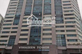 Bán sàn văn phòng Viwaseen Tower - số 48 Tố Hữu - Nam Từ Liêm - Hà Nội
