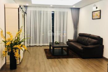Cho thuê căn hộ chung cư cao cấp FLC - Twin 265 Cầu Giấy, 3PN, DT 124m2, đồ đẹp (căn góc 04)