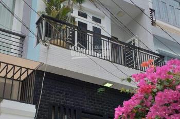 Nhà phố cho thuê 5x20m, 1 trệt, 2 lầu, 4 phòng, NTCB, giá 33 triệu. LH 0901380809