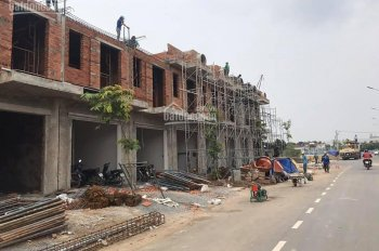 Cần tiền bán gấp nhà phố Bình Dương 1,4 tỷ 1 trệt 1 lầu 2PN 2WC + nội thất + sổ đỏ