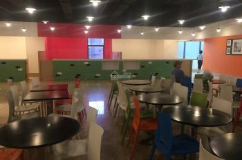 Cho thuê 40m2, tầng TTTM Trương Định, Quận Hoàng Mai, kinh doanh đồ ăn vặt. LH: 0916762663