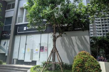 Cho thuê shophouse 170m2 Vinhomes Central Park căn ngay góc view công viên