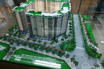 Suất vào tên 2PN duy nhất tại dự án Hope Residences Phúc Đồng Long Biên. Ưu tiên hồ sơ có sớm