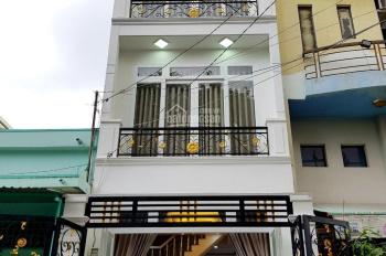 Định cư bán gấp nhà MT Hồng Bàng, P16, Q11, CN 112m2, 2 lầu nhà đẹp, giá 25 tỷ