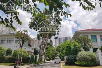 Bán gấp biệt thự tứ lập Mỹ Phú ngay cạnh công viên lớn nhất Phú Mỹ Hưng dt 256m giá rẻ nhất khu vực