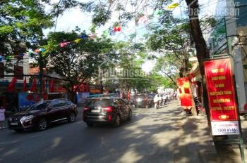 Cho thuê nhà mặt phố Điện Biên Phủ MT: 6m, DT: 60m2 x 3 tầng