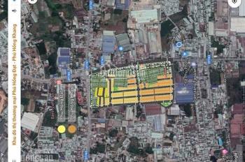 Mở bán dự án Khang Đạt Riverside đẹp nhất tx Thuận An giá chỉ 19tr/m2 LH 0961414668