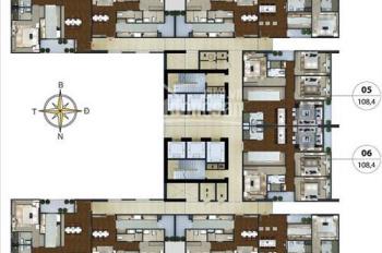 Chính chủ: Gia đình cần bán gấp căn 87m2, 2pn, 2wc view trọn vẹn Starlake hướng Nam, 0988468135