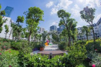 Biệt thự B4 Nguyễn Chánh - Mạc Thái Tổ (đã có sổ đỏ) 0945861990. (Duy nhất 1 căn bán lại)