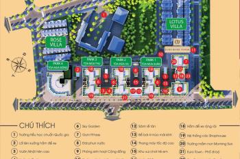 Shock Bán Gấp lô liền kề 05 - 22 dự án khu đô thị dĩnh trì. đã có sổ 950tr.